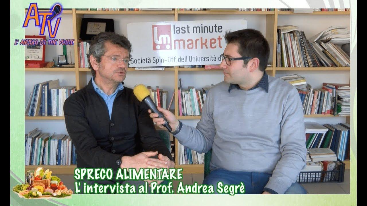 L'Università di Bari premia Andrea Segrè per il suo impegno nella lotta contro lo spreco alimentare