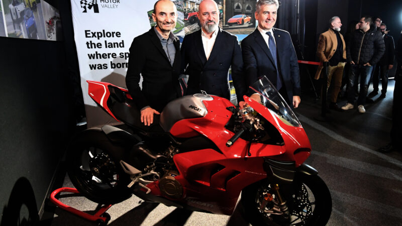 Claudio Domenicali è il nuovo Presidente di Motor Valley