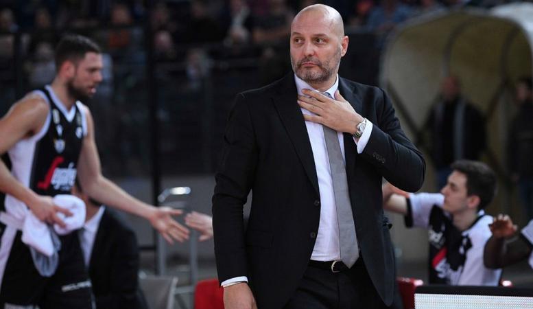 Basket, Virtus Bologna – Reggio Emilia: le parole pre partita di coach Djordevic