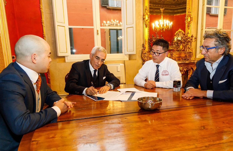 Siglato protocollo d'intesa tra Confcommercio Ascom Bologna e l'Associazione Bar Cinesi in Italia