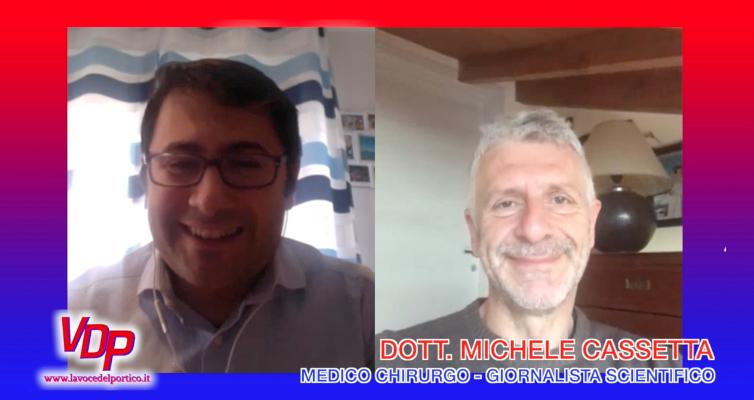 Il ruolo della comunicazione durante l'emergenza Coronavirus: l'intervista al Dott. Michele Cassetta