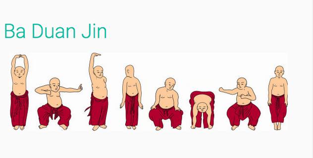 Bologna come Wuhan: gli esercizi Ba Duan Jin per rafforzare corpo e spirito del personale sanitario coinvolto nell'emergenza