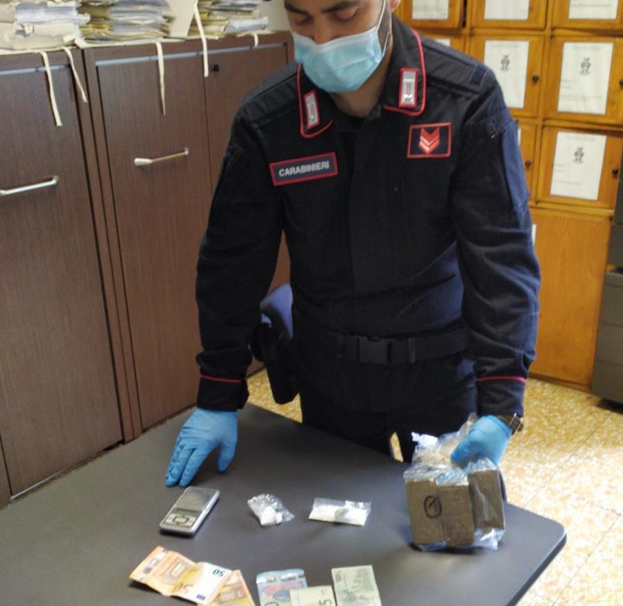 Detenzione ai fini di spaccio di sostanze stupefacenti: sei persone arrestate nel bolognese