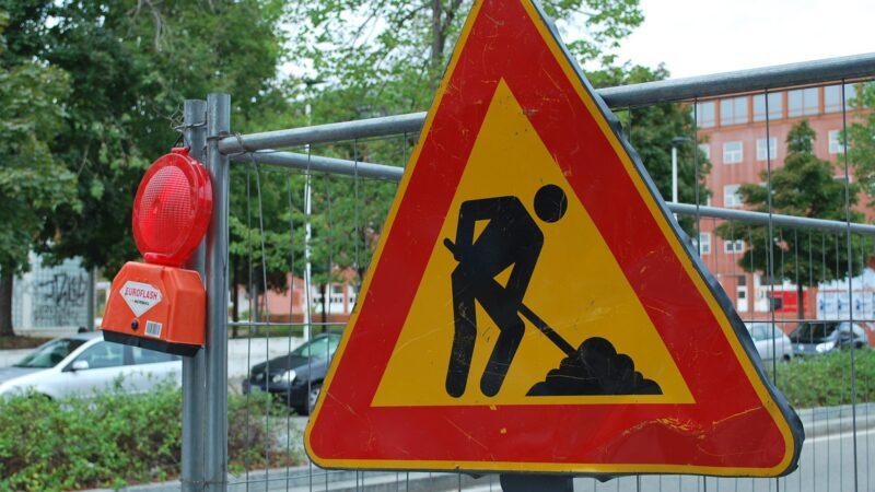 Lavori in corso in città: i principali cantieri stradali in programma da lunedì 12 ottobre a Bologna