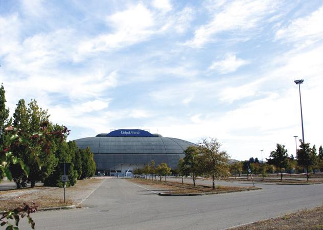 Fortitudo Bologna, le partite casalinghe della prossima stagione si disputeranno all'Unipol Arena