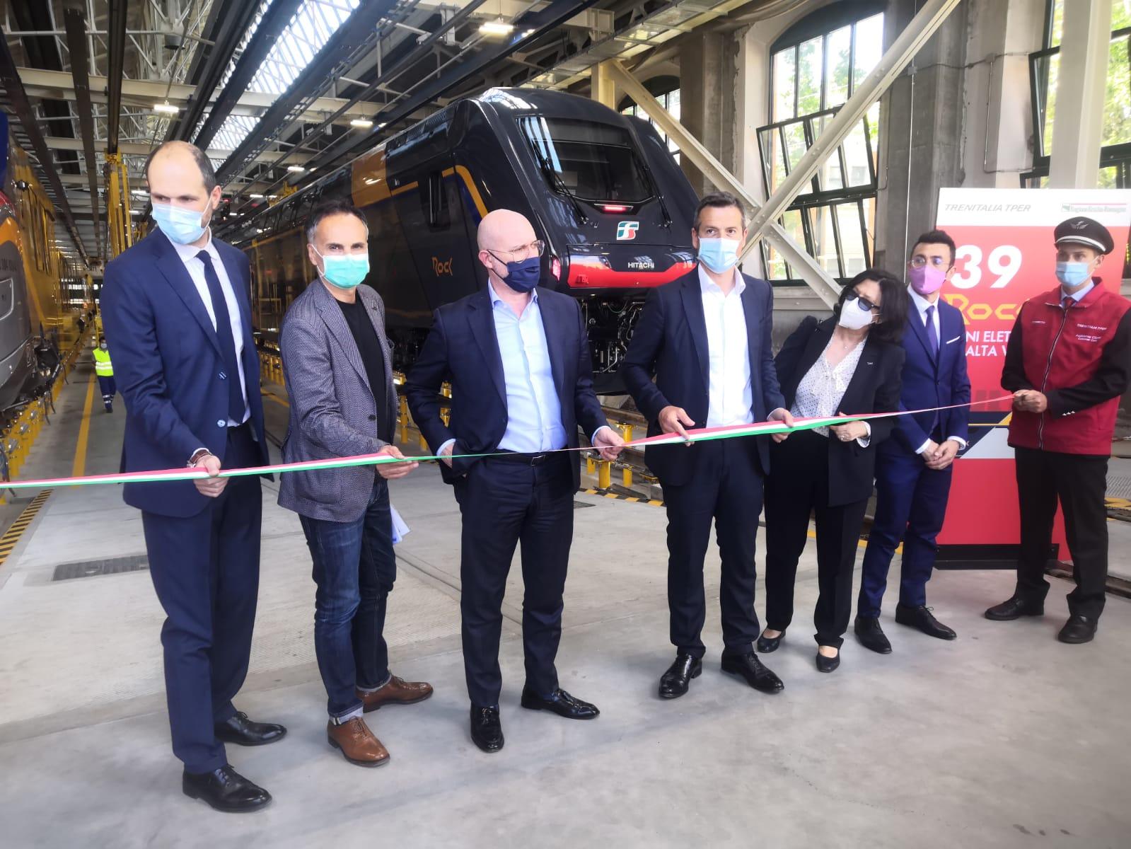 Emilia Romagna, il trasporto ferroviario regionale si prepara all'estate con nuovi treni e più servizi