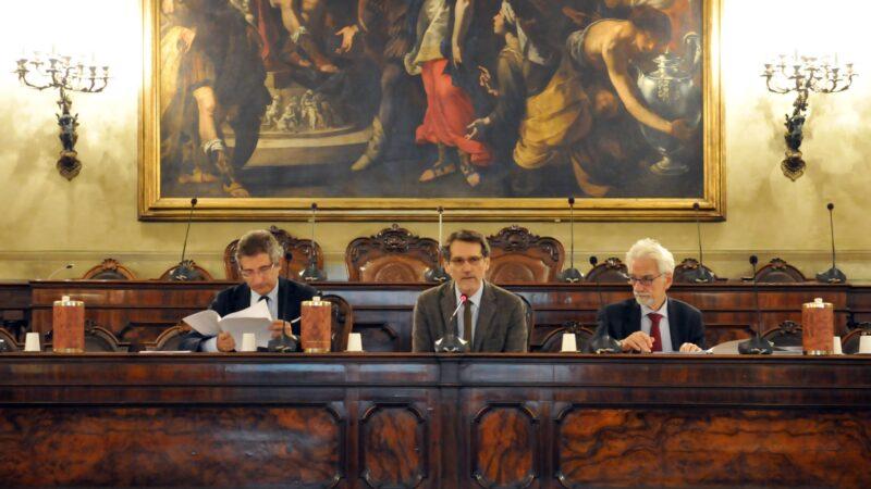 La Sala Giunta della Città metropolitana di Bologna sarà intitolata a Luciano Vandelli
