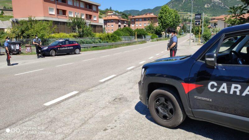 Alla guida con un tasso alcolemico oltre il limite: diversi automobilisti nei guai