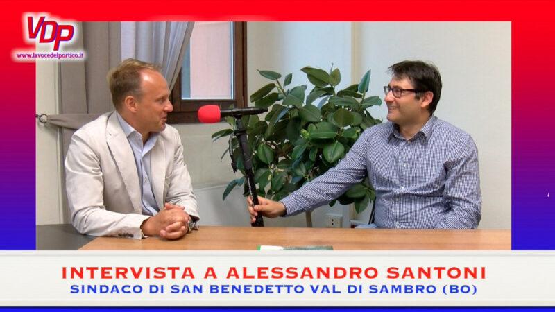 La ripartenza in Appennino dopo il lockdown: l'intervista al Sindaco Alessandro Santoni