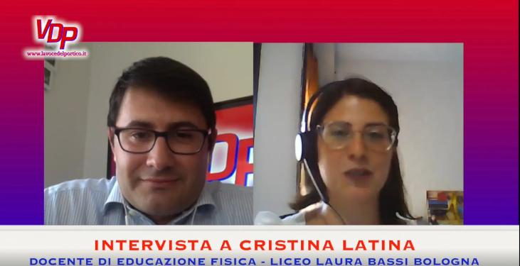 La scuola durante il lockdown: l'intervista alla docente Cristina Latina