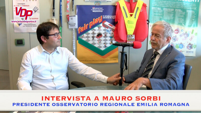 Sicurezza stradale nel post lockdown: l'intervista a Mauro Sorbi