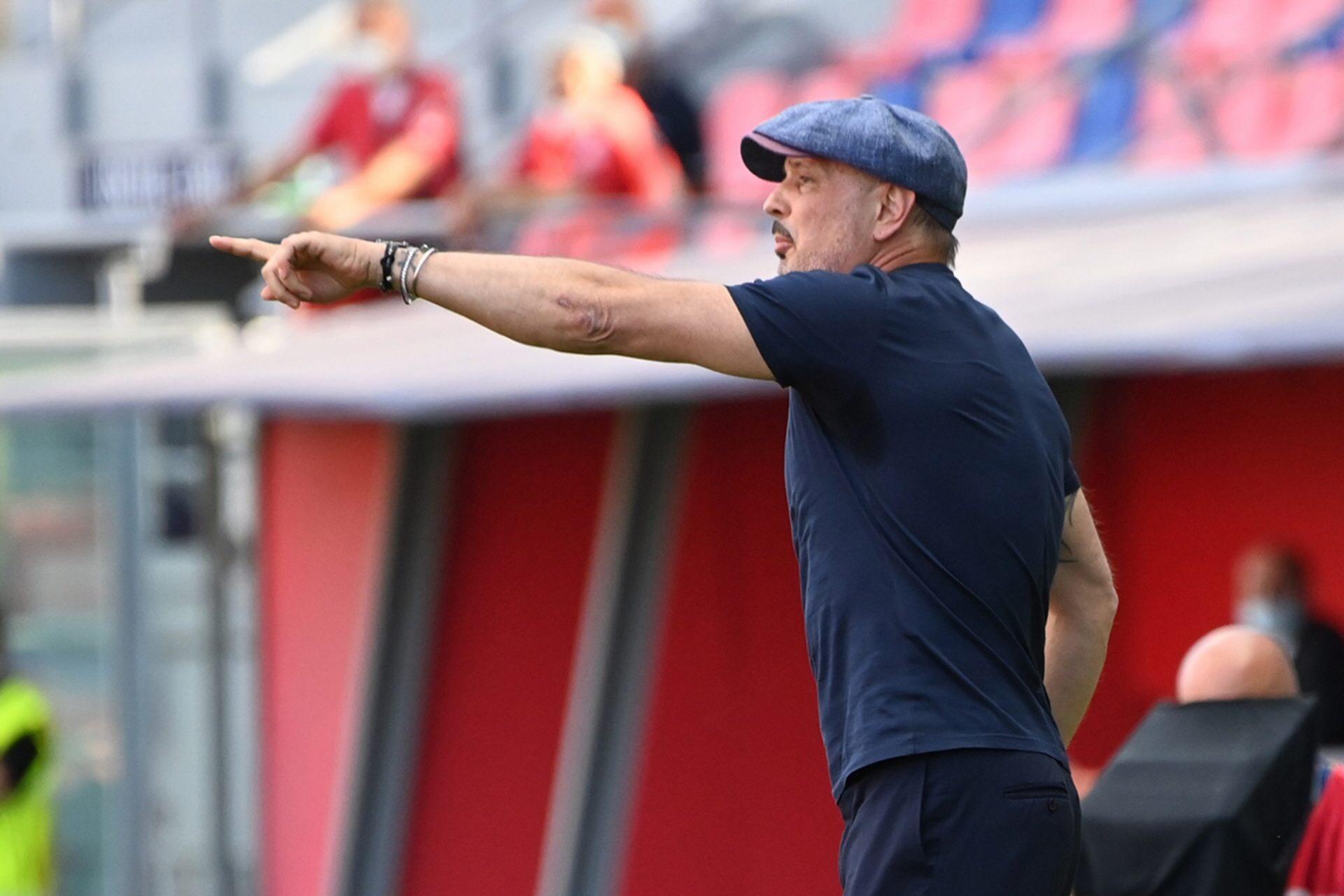 Vince il Bologna per 3-2 contro il Lecce al Dall'Ara. Le parole di Mihajlovic nel post partita