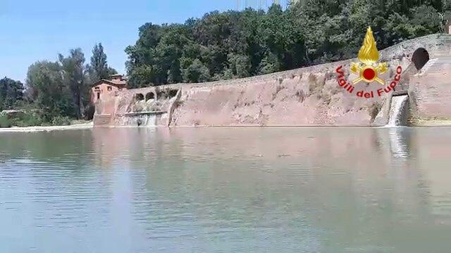 Chiusa di Casalecchio: giovane deceduto mentre faceva il bagno. Sul posto i Vigili del Fuoco, Carabinieri e 118