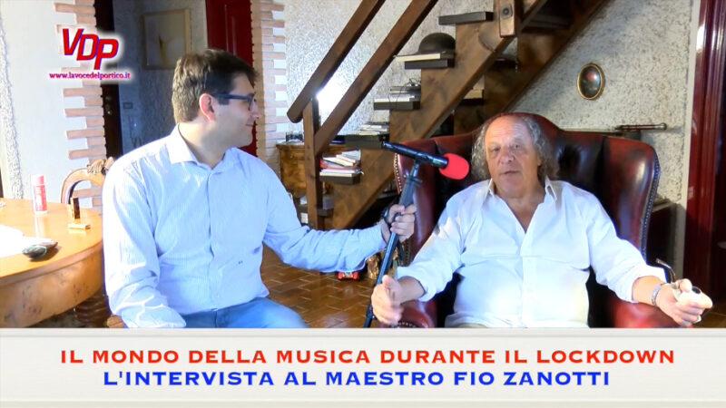 Musica e lockdown: l'intervista al Maestro Fio Zanotti