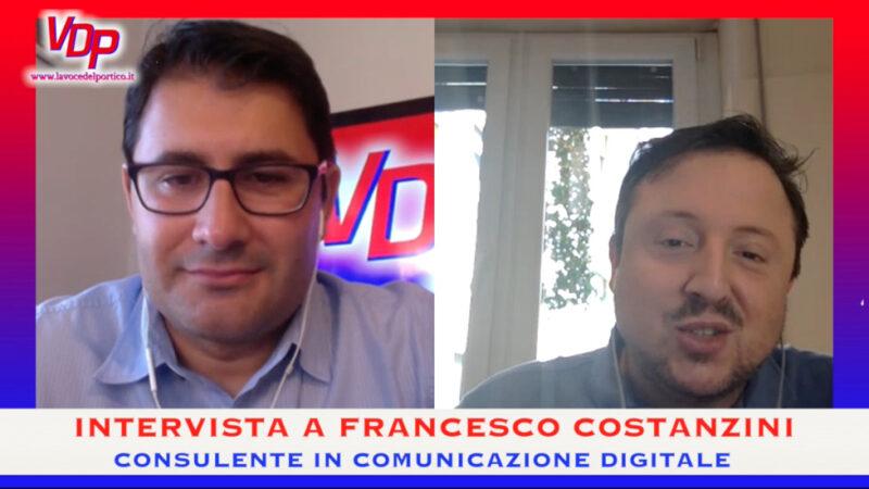 Il mondo della comunicazione oggi: l'intervista a Francesco Costanzini