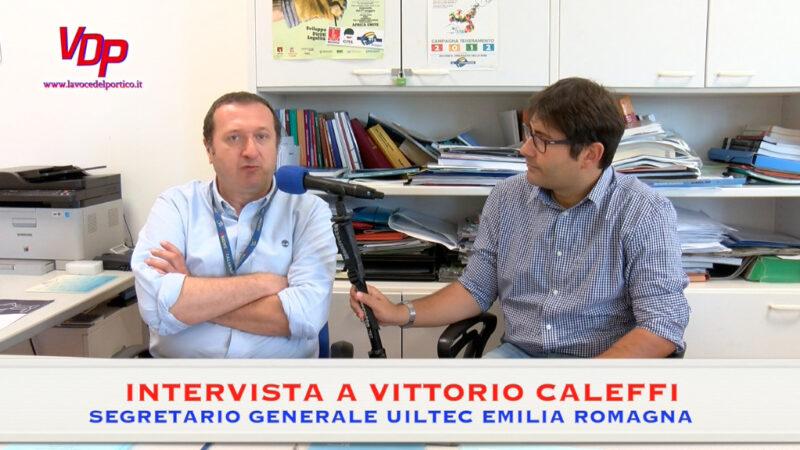 Sicurezza, mercato e fabbisogni: l'intervista al Segretario Generale Uiltec E-R Vittorio Caleffi