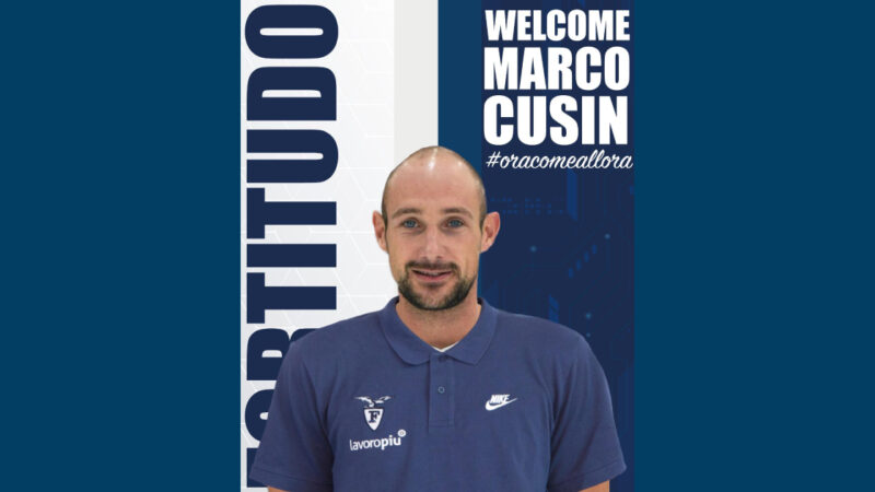 Basket, Fortitudo Bologna: ingaggiato il giocatore Marco Cusin