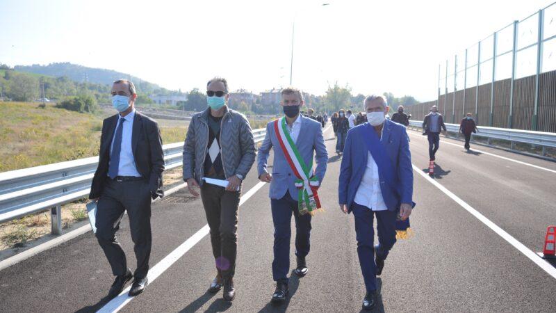 Nodo di Rastignano, aperto al traffico l'ultimo tratto del Lotto1