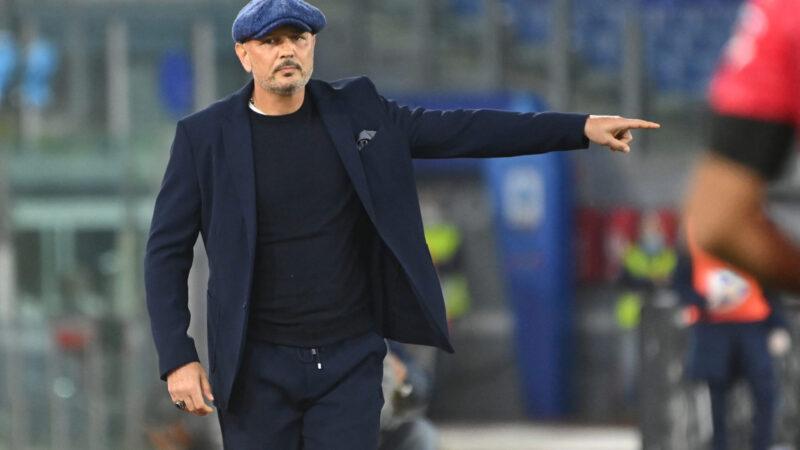 Perde ancora il Bologna: a Roma vince la Lazio per 2-1. Le parole post partita di Sinisa Mihajlovic